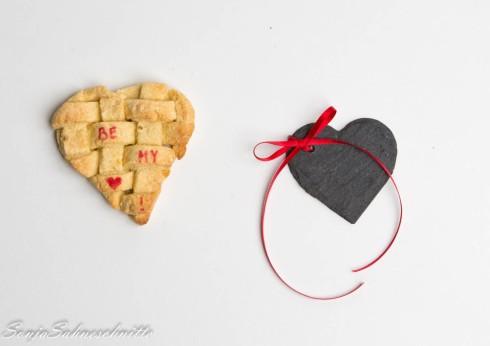 Be my Valentine! - Valentine's Day  sugar  Cookies - Valentinstag-Kekse!-3